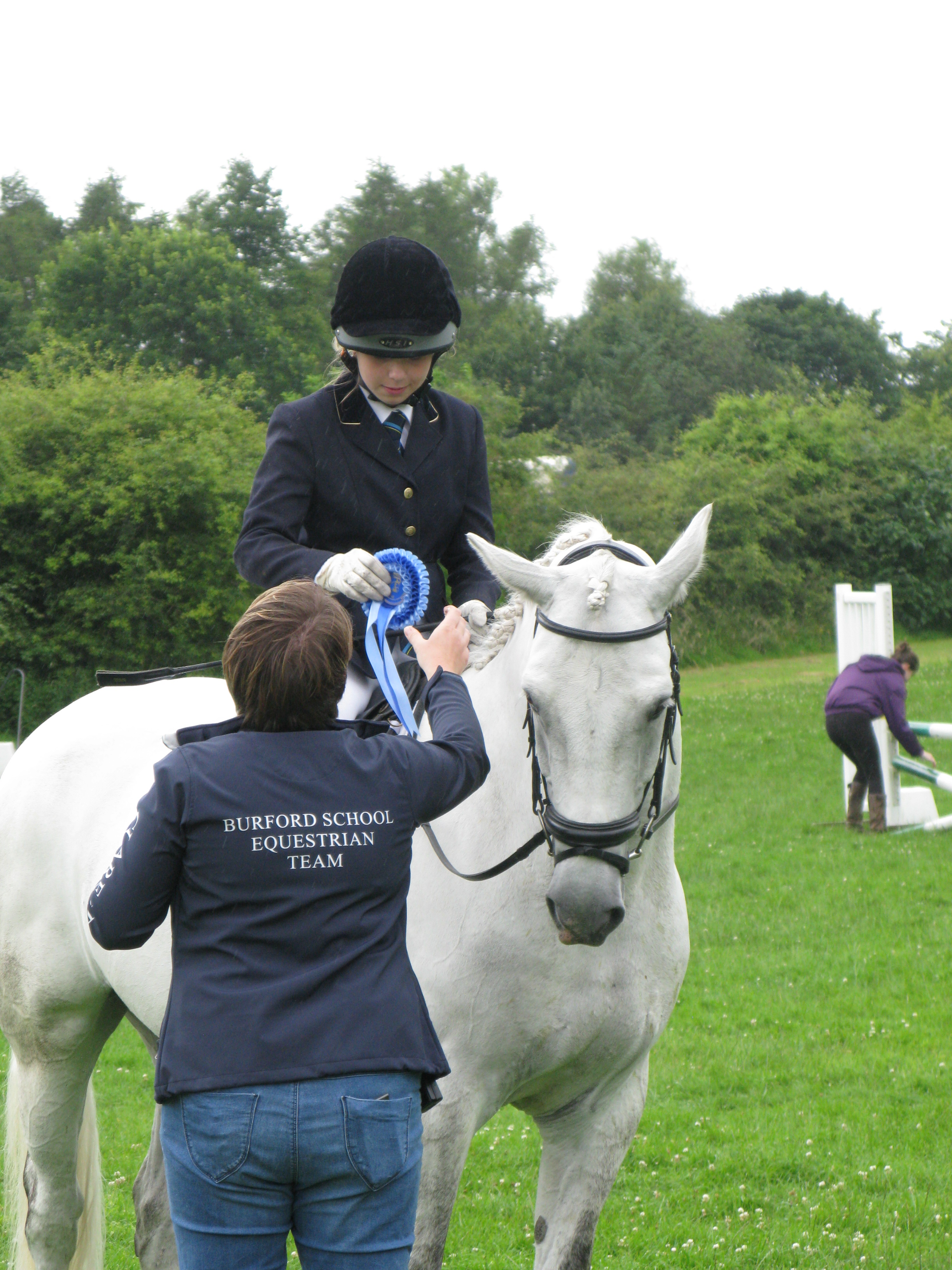 Equestrian Team Burford School