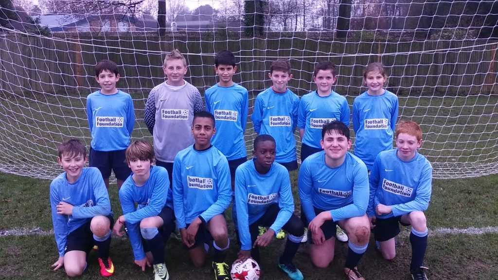 Great start for Boarders' New Football Team