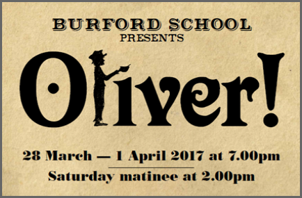 'Oliver' – Tickets on sale now