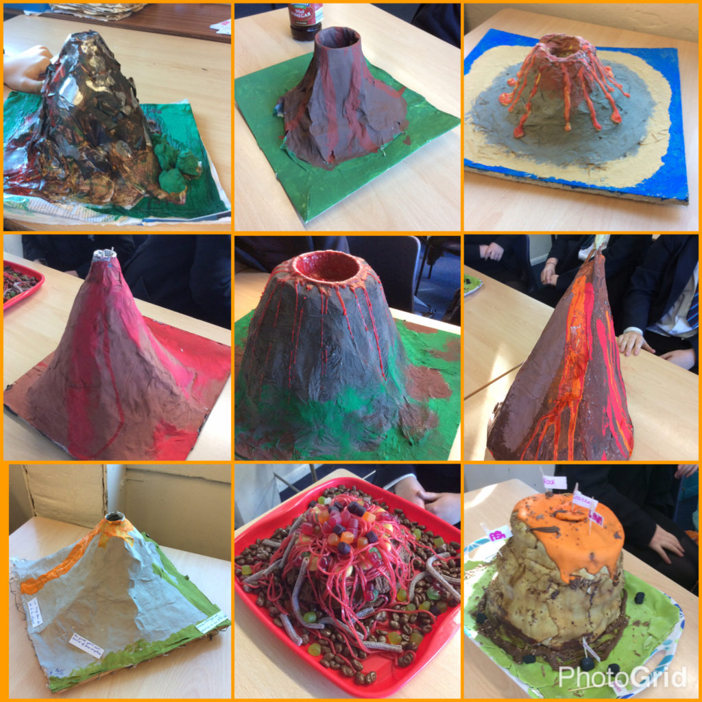 Creativity flows with Year 8 Geography project