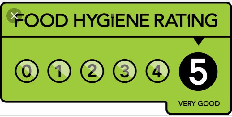 Five stars again for our Boarding House Kitchen
