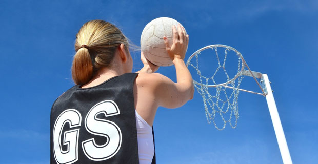 Impressive Netball Performance at County Finals