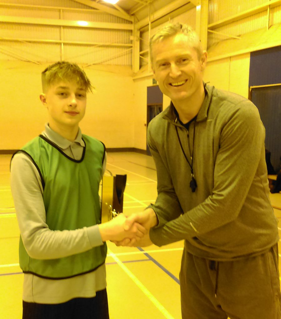 House Basketball – Wysdom Win Competition