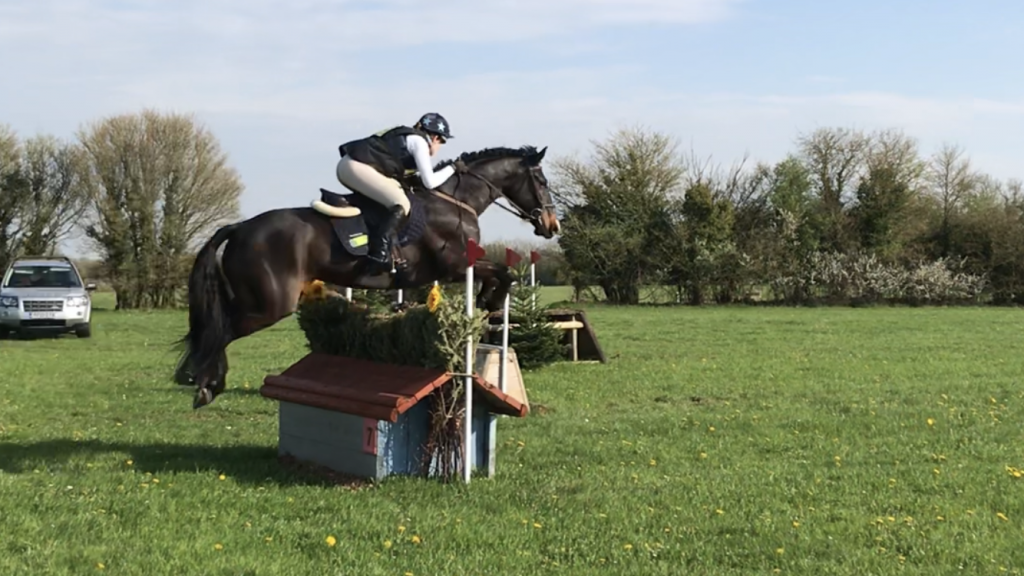 Fabulous Four at Calmsden One Day Event