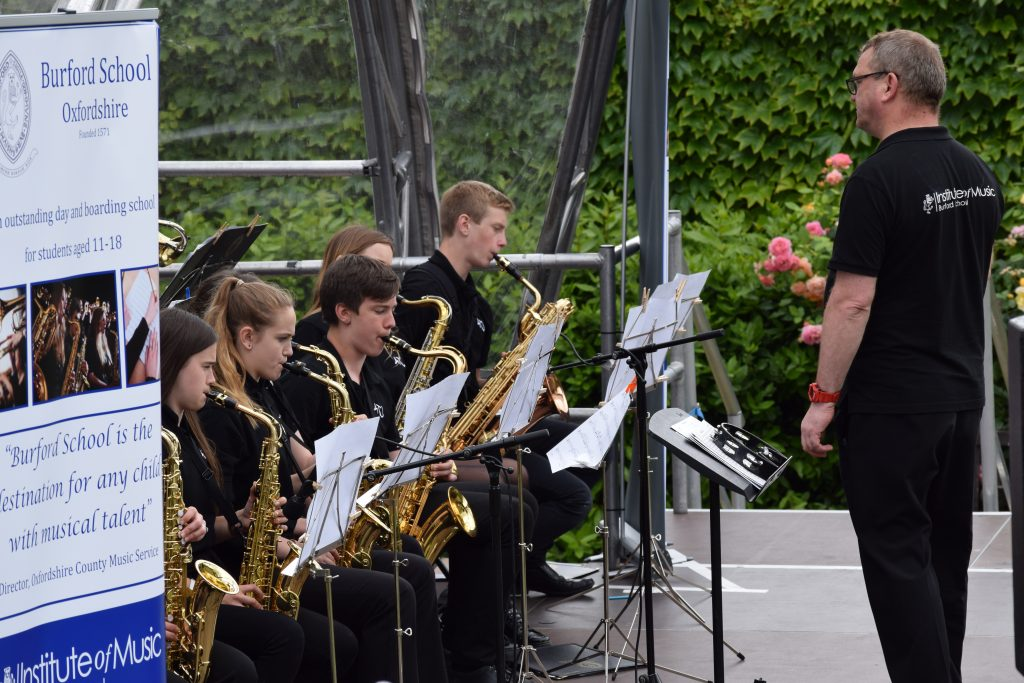 All That Jazz at the Tower of London