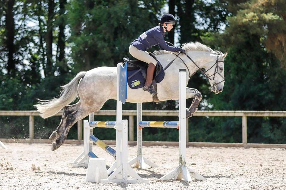 Equestrians Qualify for Championships