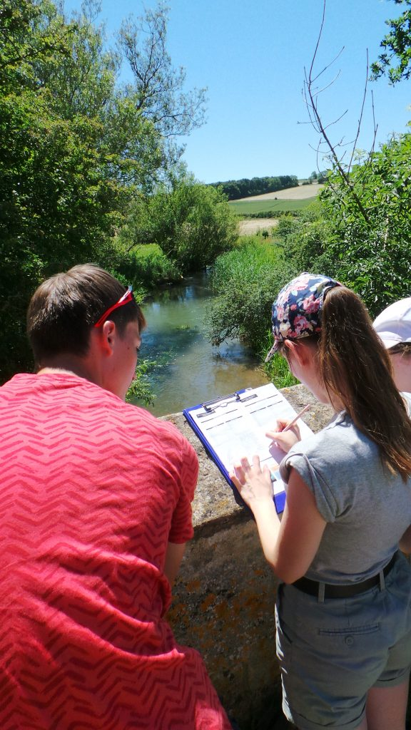 River Windrush Geography Exploration