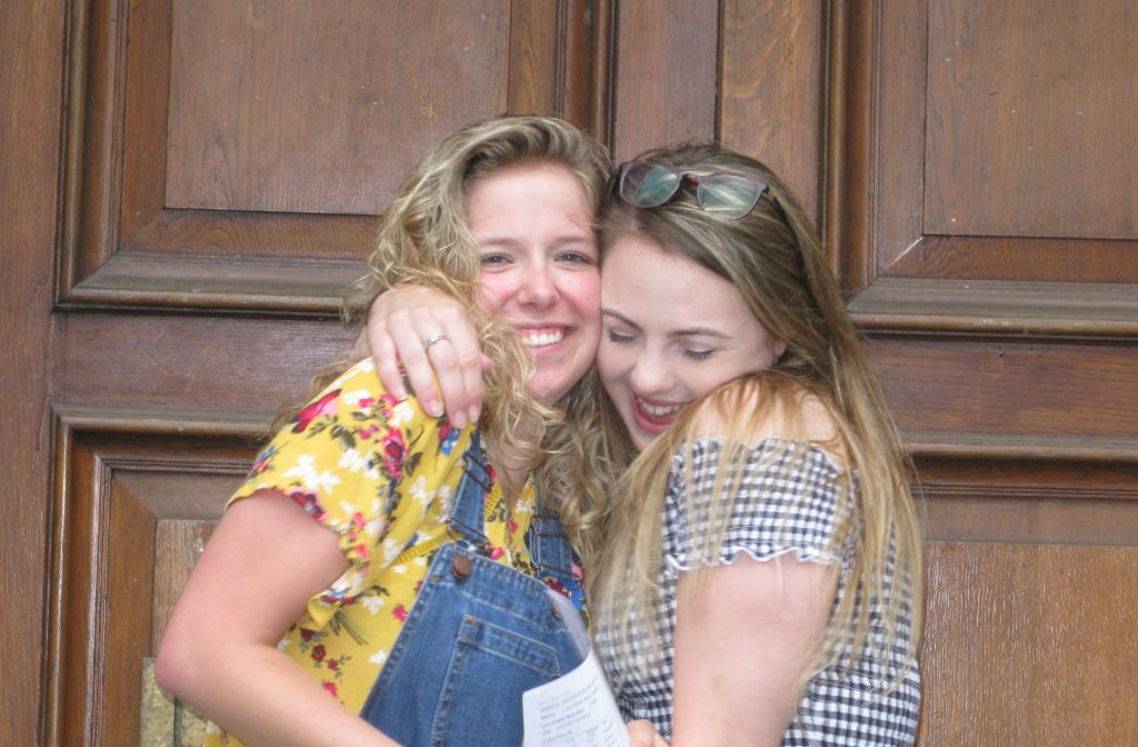 Successful A Level Results once again