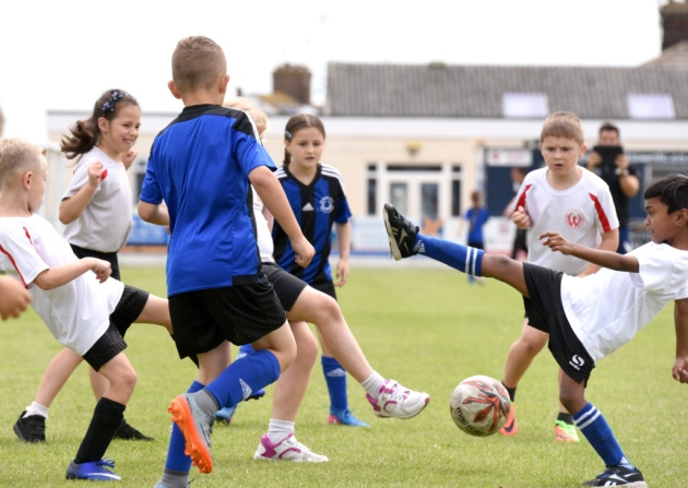 Primary Football Competition