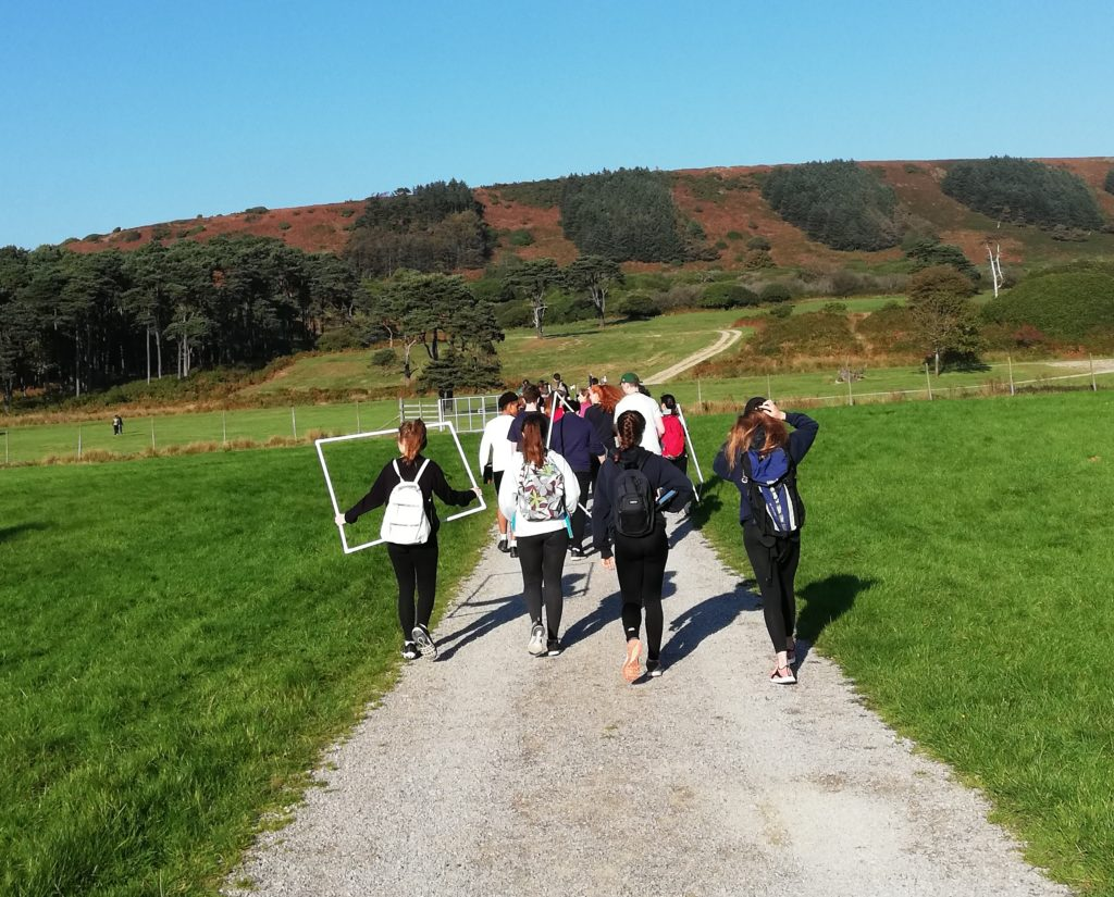 Biology Trip to Margam Discovery Centre