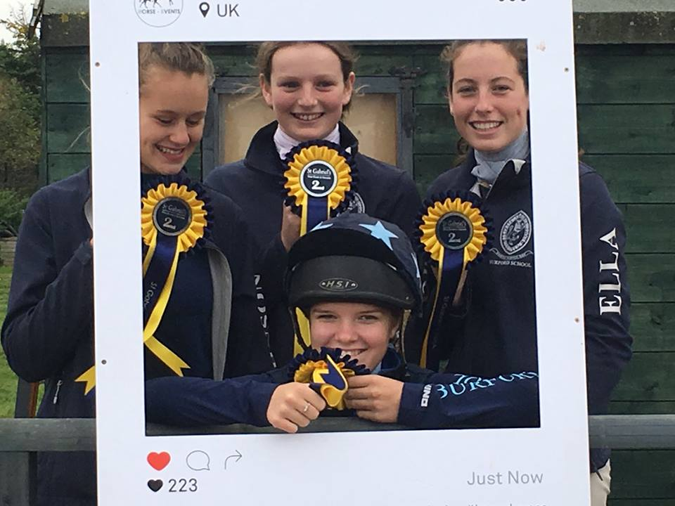 Another Great Year for our Equestrians