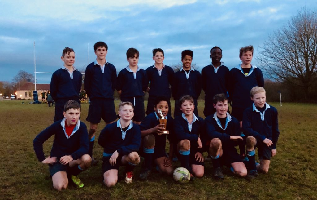 Year 7 Success at District Tournament