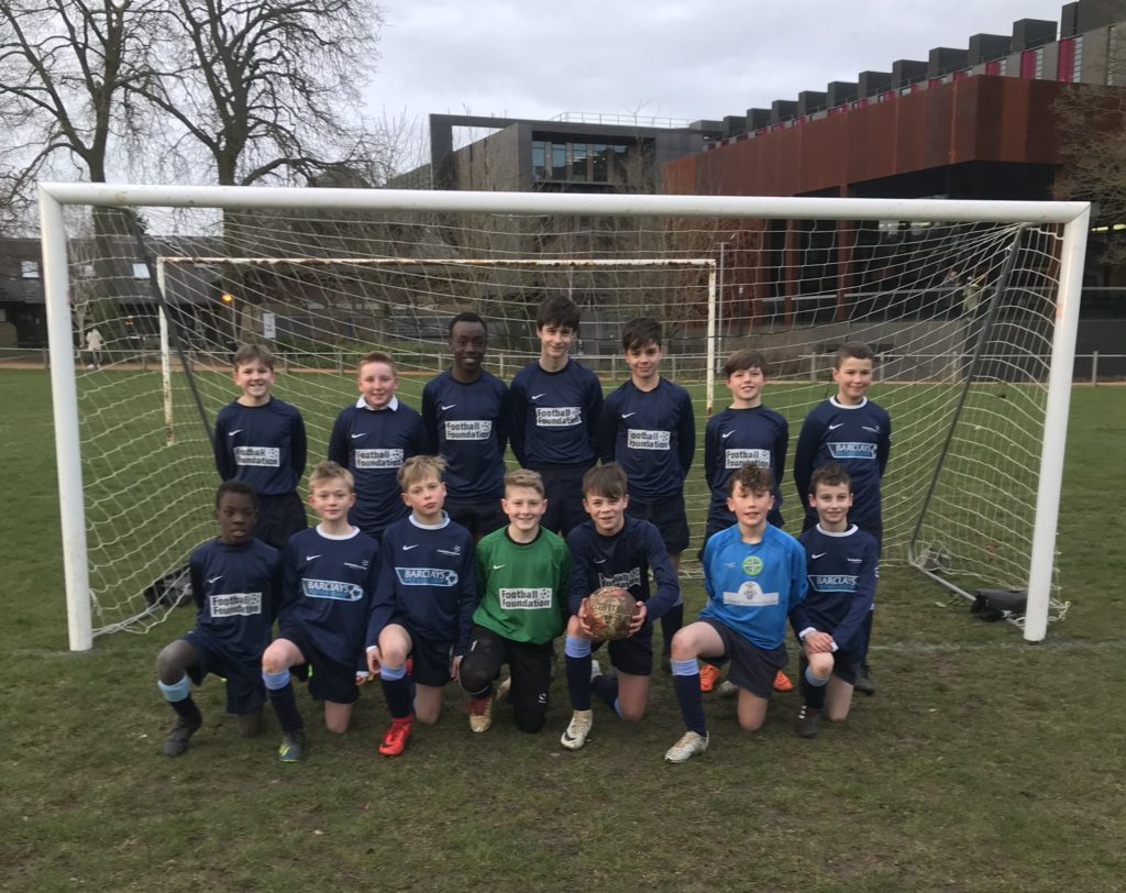 Football Success in County Cup