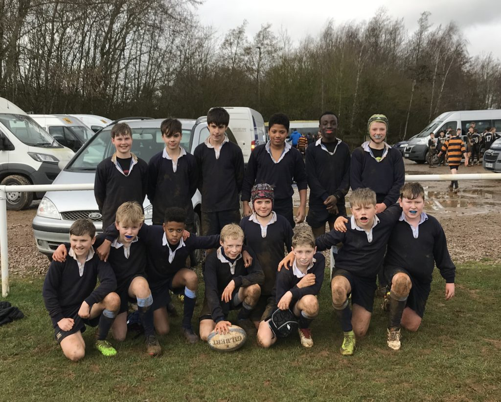 U12 Success at County Rugby