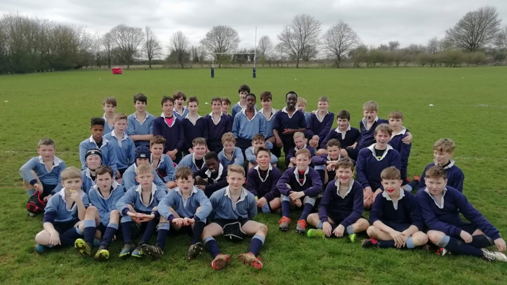 Year 7 House Rugby