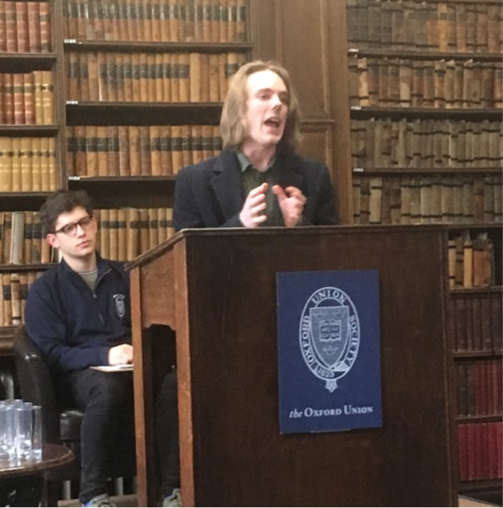 World Speech Day at The Oxford Union