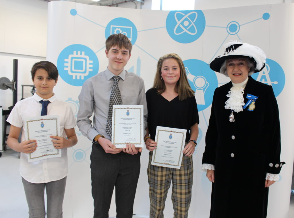 High Sheriff Award for Engineering
