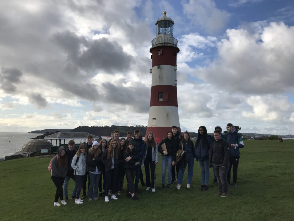 A-level Geography Field Trip To Slapton