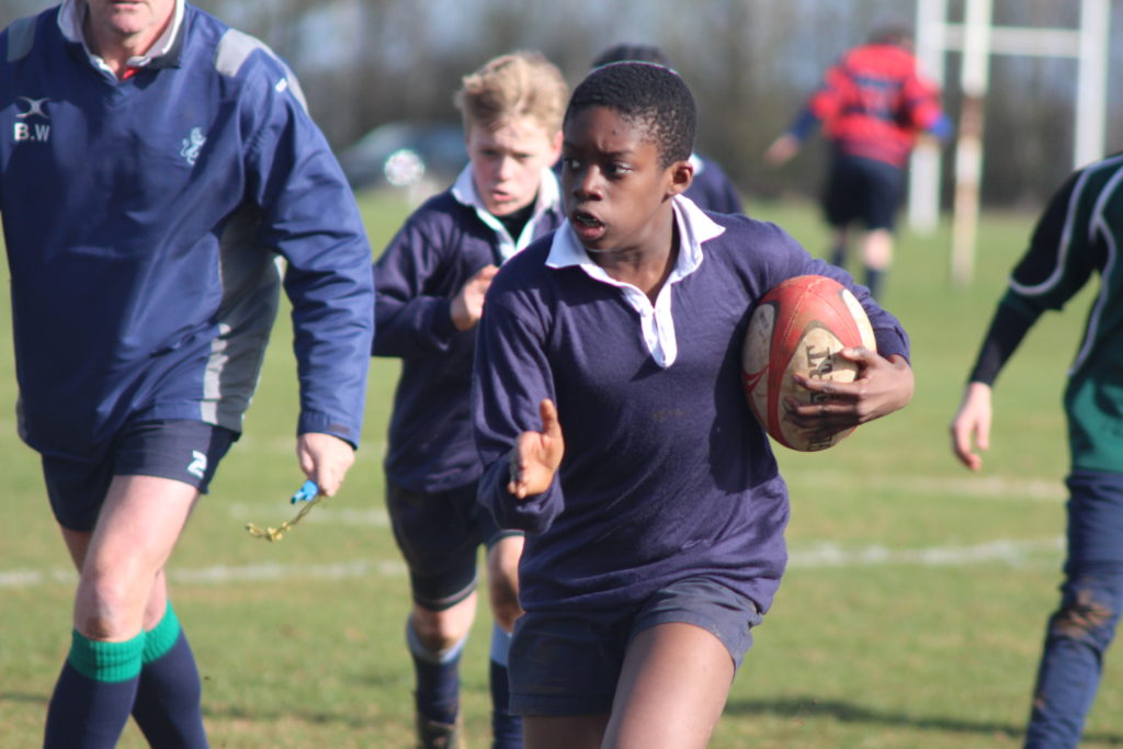 West Oxfordshire Under 12 Rugby Tournament