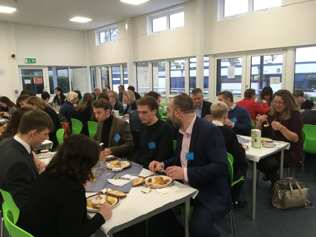 Business Breakfast & Young Enterprise