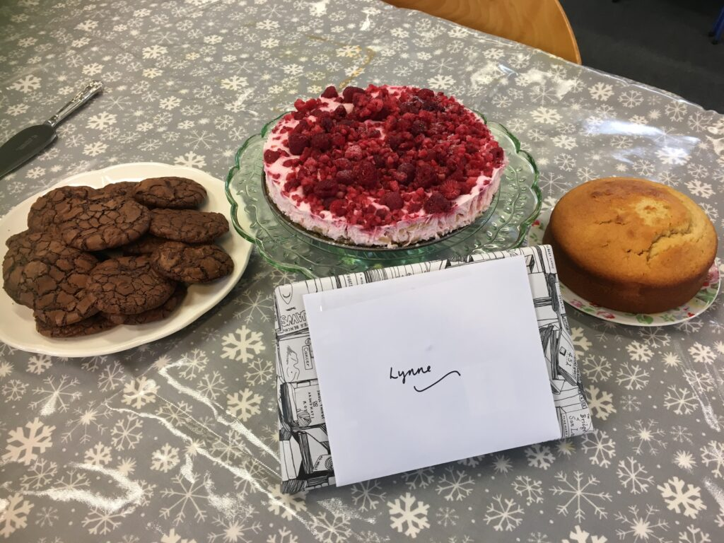 Farewell to Mrs Cooper